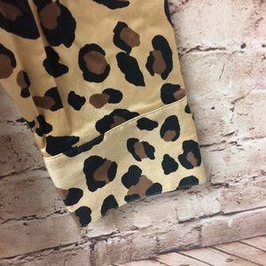 Lane Bryant Tops - Lane Bryant Size 26 Leopard Animal Print Shirt